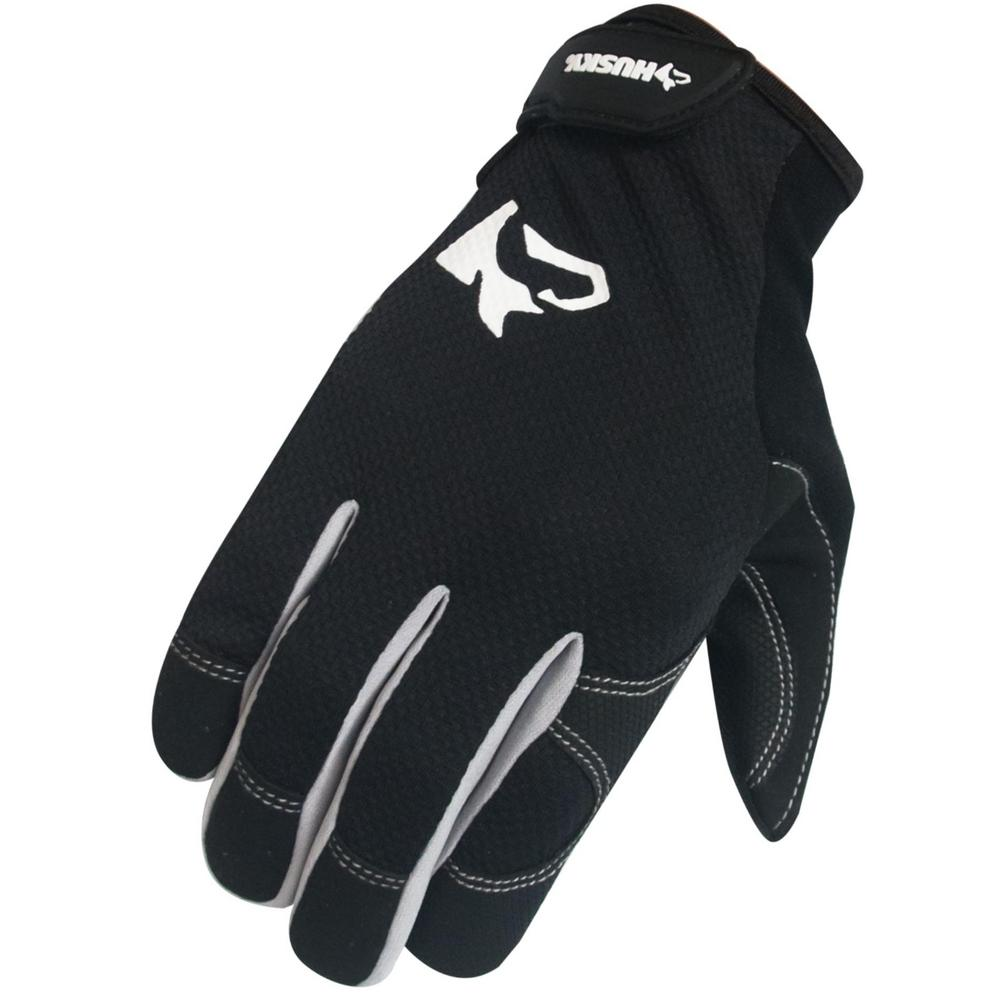 Medium Husky New Light Duty Glove 3PK