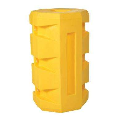 10 in. x 10 in. Polyethylene Building Column Protector