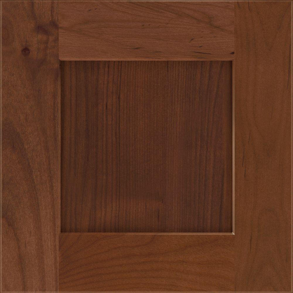 Thomasville 14.5x14.5 in. Cabinet Door Sample in Eden Alder Barrel