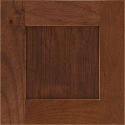 14.5x14.5 in. Eden Cabinet Door Sample in Barrel