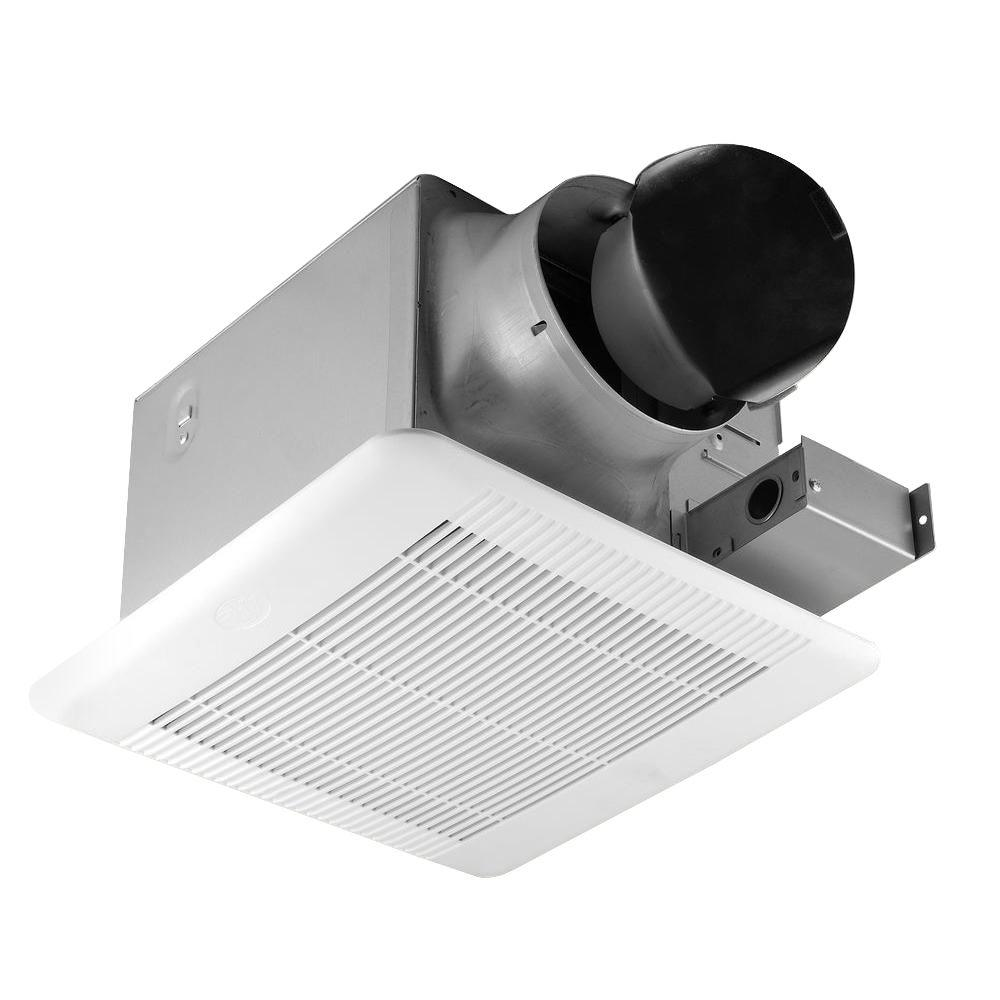 Hampton Bay 140 CFM Ceiling Bathroom Exhaust Fan