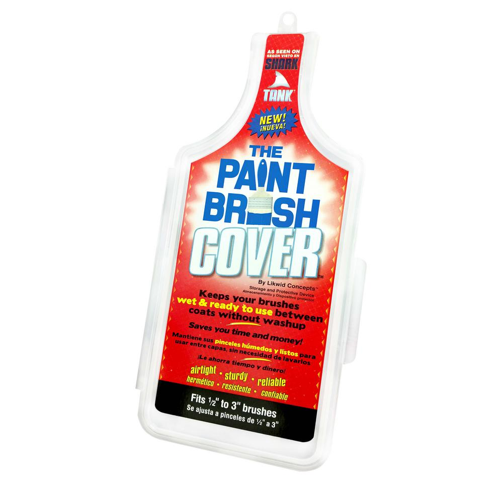 Likwid Concepts The Paint Brush Cover