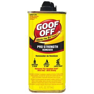 6 oz. Professional Strength Remover