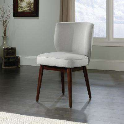 New Grange Cadet Grey Polyester Roxy Accent Chair