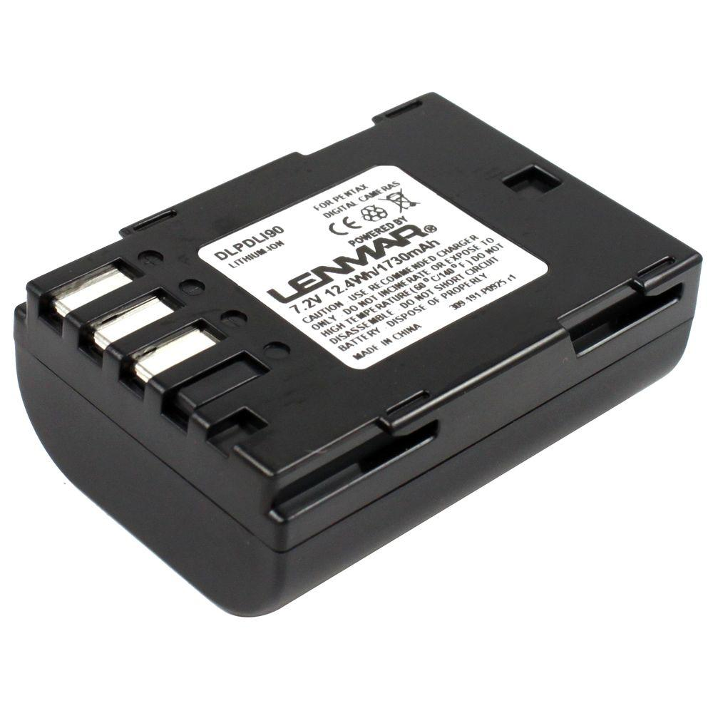 Lenmar Lithium-Ion 1730mAh/7.2-Volt Digital Camera Replacement Battery