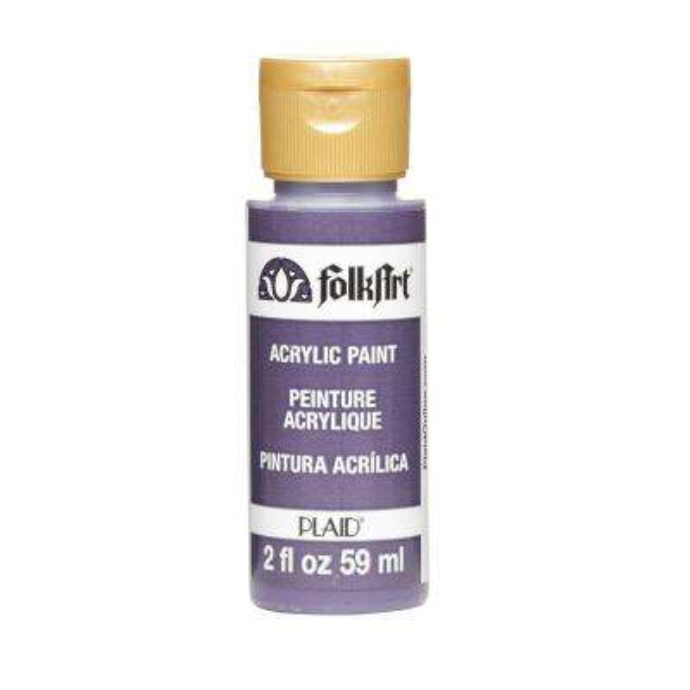 2-oz. Purple Acrylic Craft Paint