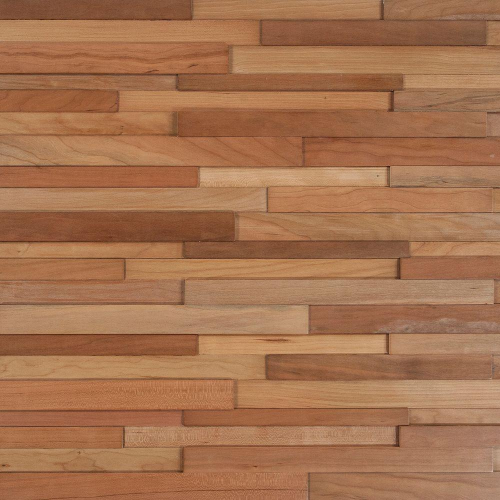 Nuvelle Deco Strips Koa 3 8 In Thick X 7 3 4 In Wide X