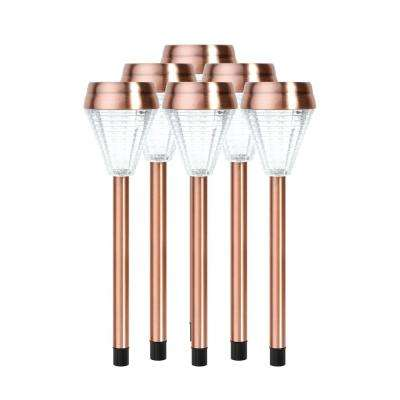 Copper Outdoor Integrated Led Landscape Path Light