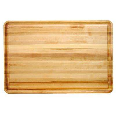 Pro Series Hardwood Reversible Cutting Board