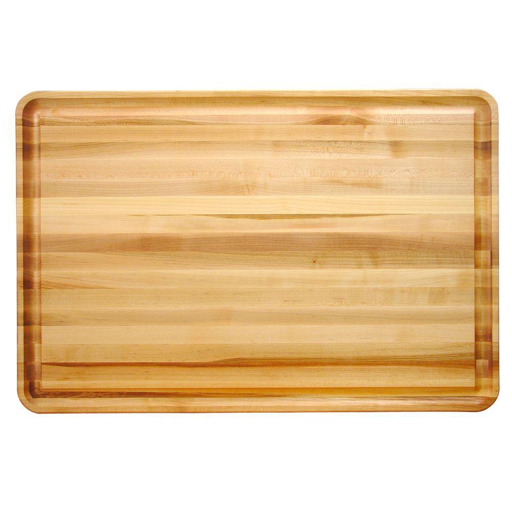 Pro Series Hardwood Reversible Cutting Board