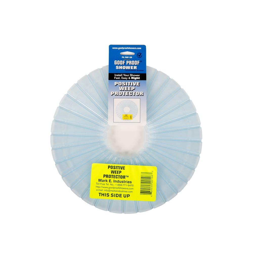 5 ft. x 6 ft. PVC Shower Pan Liner Kit-41620 - The Home Depot