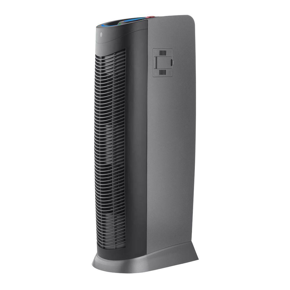 Hoover Air Purifier 400 with UV-C and TIO2 Filter Technology-DISCONTINUED
