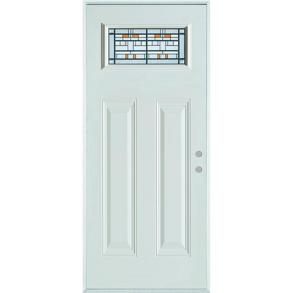 Single Door Stanley Doors Front Doors Exterior Doors The