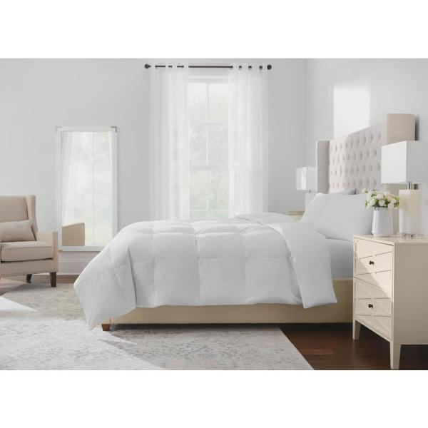Home Decorators Collection Lightweight Down White Cotton