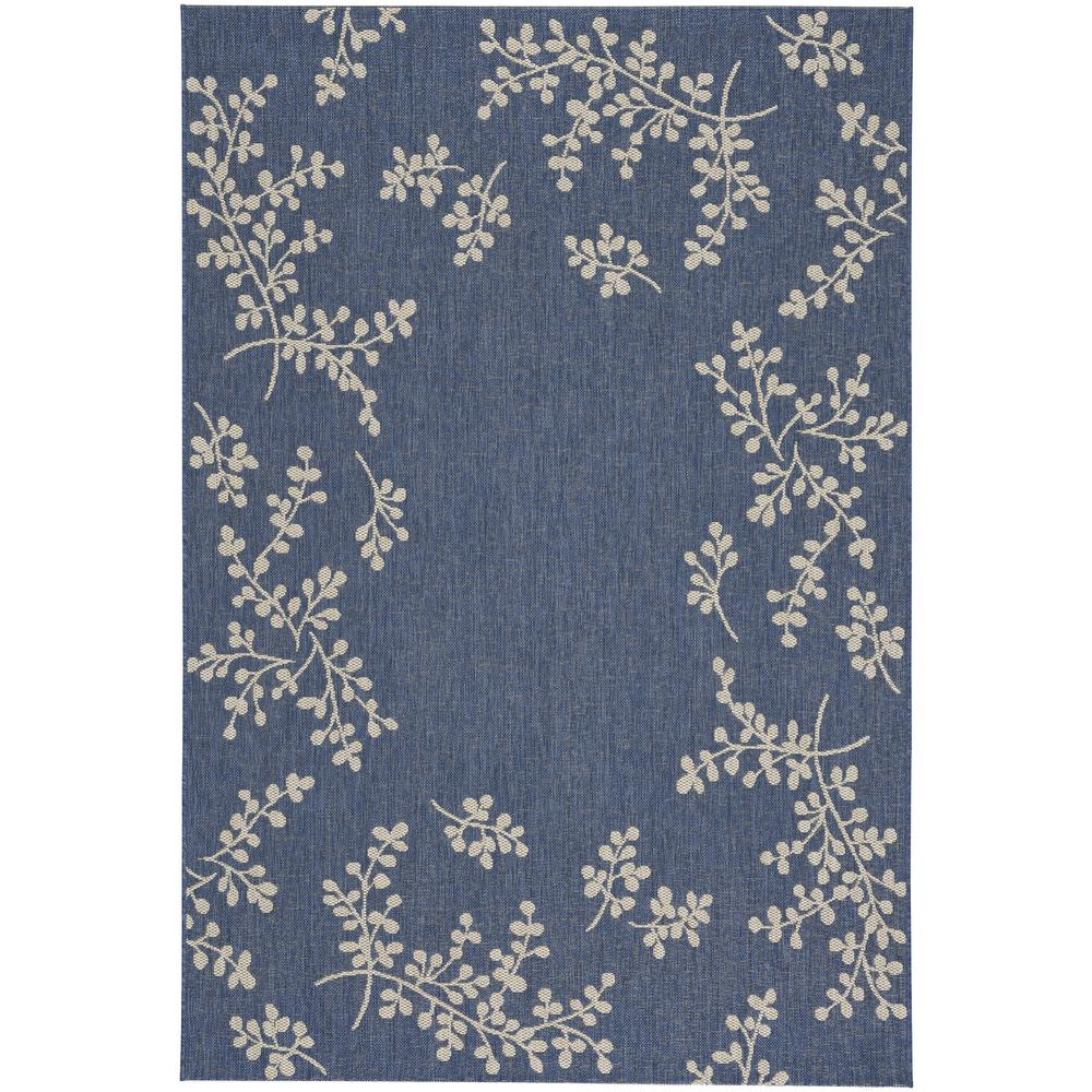 Capel Biltmore Elsinore-Winterberry Blueberry 8 ft. x 11 ft. Indoor/Outdoor Area Rug The Winterberry style is a member of our Elsinore collection, an olefin, outdoor rug design from Biltmore and Capel Rugs. Biltmore Elsinore-Winterberry rugs have a woven construction. Uniting quality materials with beautiful, handcrafted design. Practical yet indulgent, artisanal yet affordable, Capel rugs continues to be a favorite for families 100 years after their debut. We make rugs in our American factories and we also source rug weaving vendors from around the world to create a collection unrivaled in range, unsurpassed in design and uncompromising in quality. Color: Blueberry.