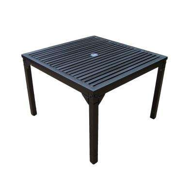 Rochester 40 in. x 40 in. Patio Dining Table