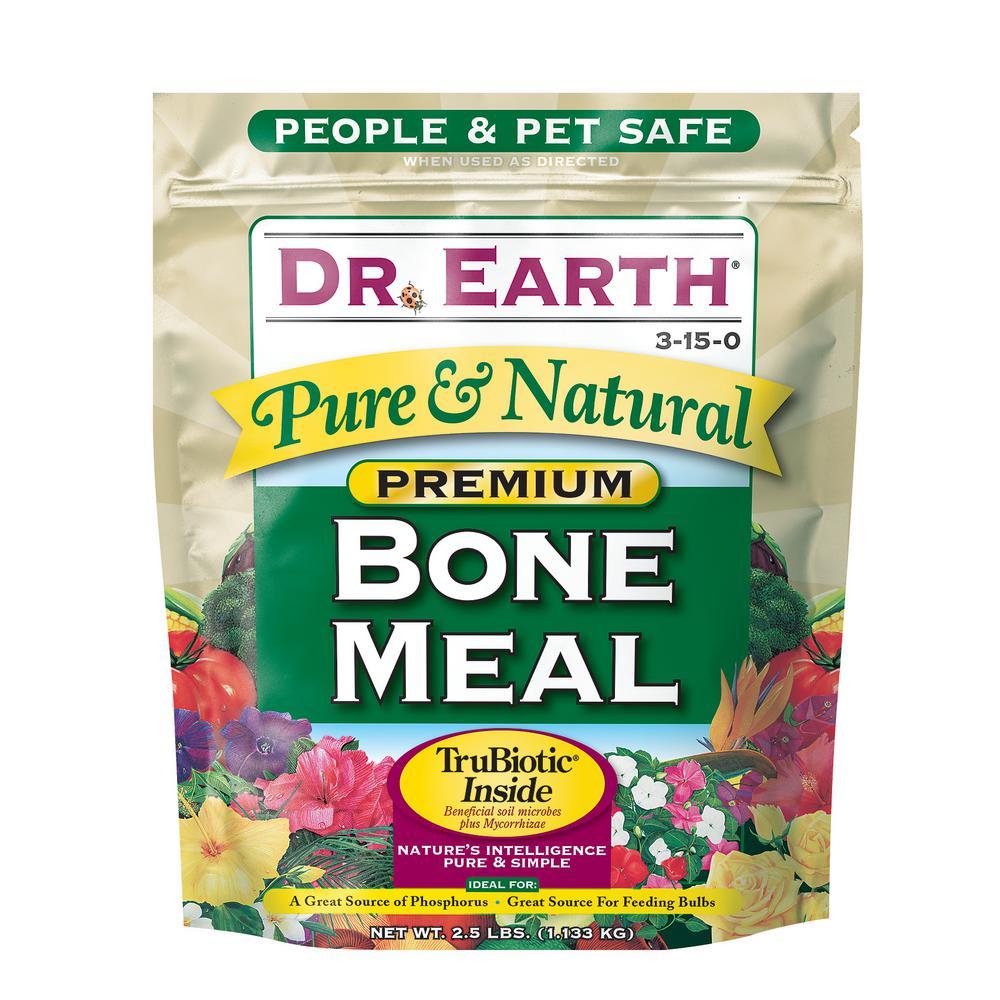 2.5 lb. Premium Bone Meal