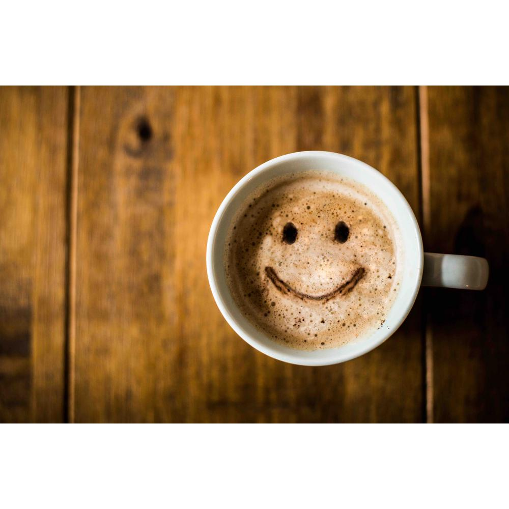 Coffee Smile Foam Placemats (Set of 4)