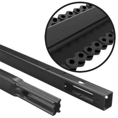Heavy Duty Chain Drive Rail Extension Kit for 8 ft. Garage Doors