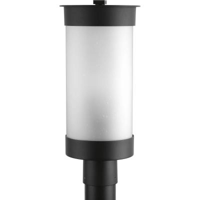 Hawthorne 1-Light Black Outdoor Post Lantern