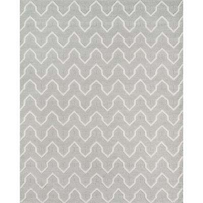Prince Grey 3 ft. 9 in. x 5 ft. 9 in. Accent Rug