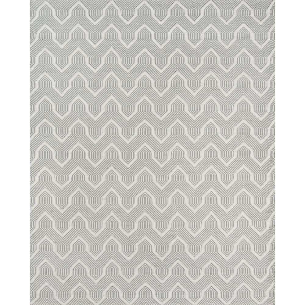 Prince Grey 5 ft. x 8 ft. Area Rug