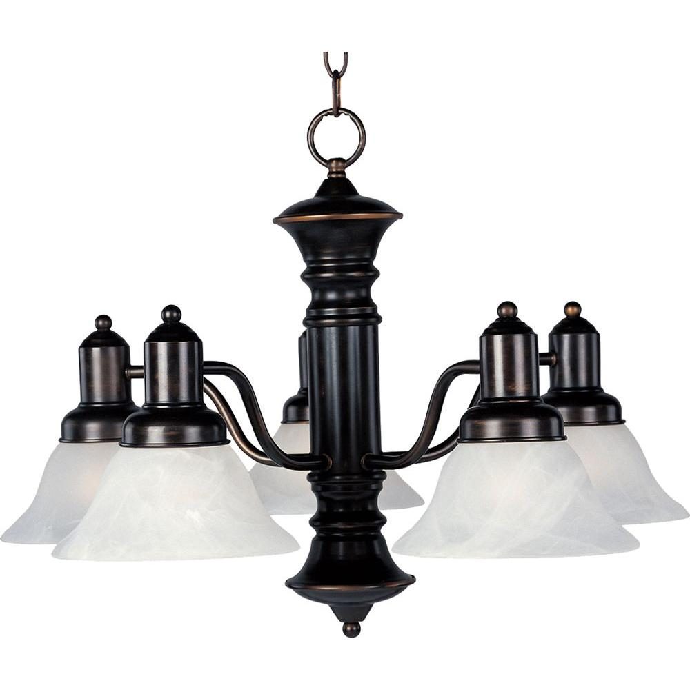 Maxim Lighting Newburg Down Light Chandelier
