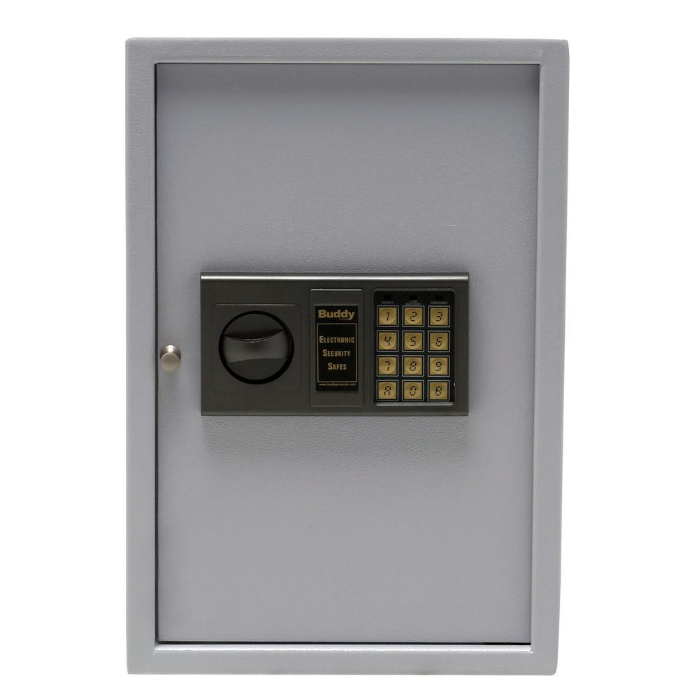 Buddy Products 48-Key Electronic Cabinet Safe in Grey