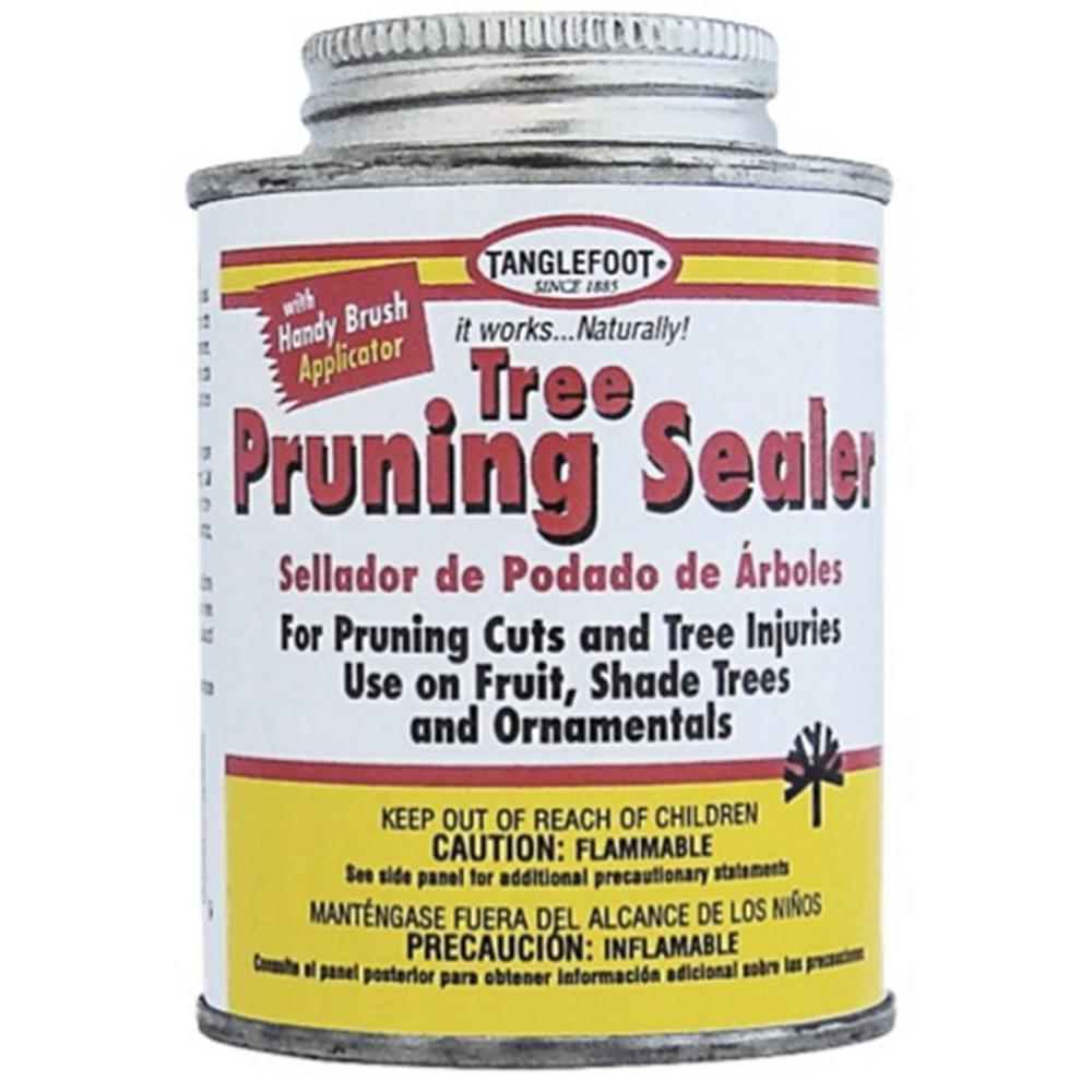 Tree Pruning Sealer Can with Brush Cap