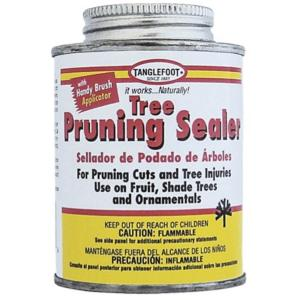 Tanglefoot Tree Pruning Sealer Can with Brush Cap by Tanglefoot
