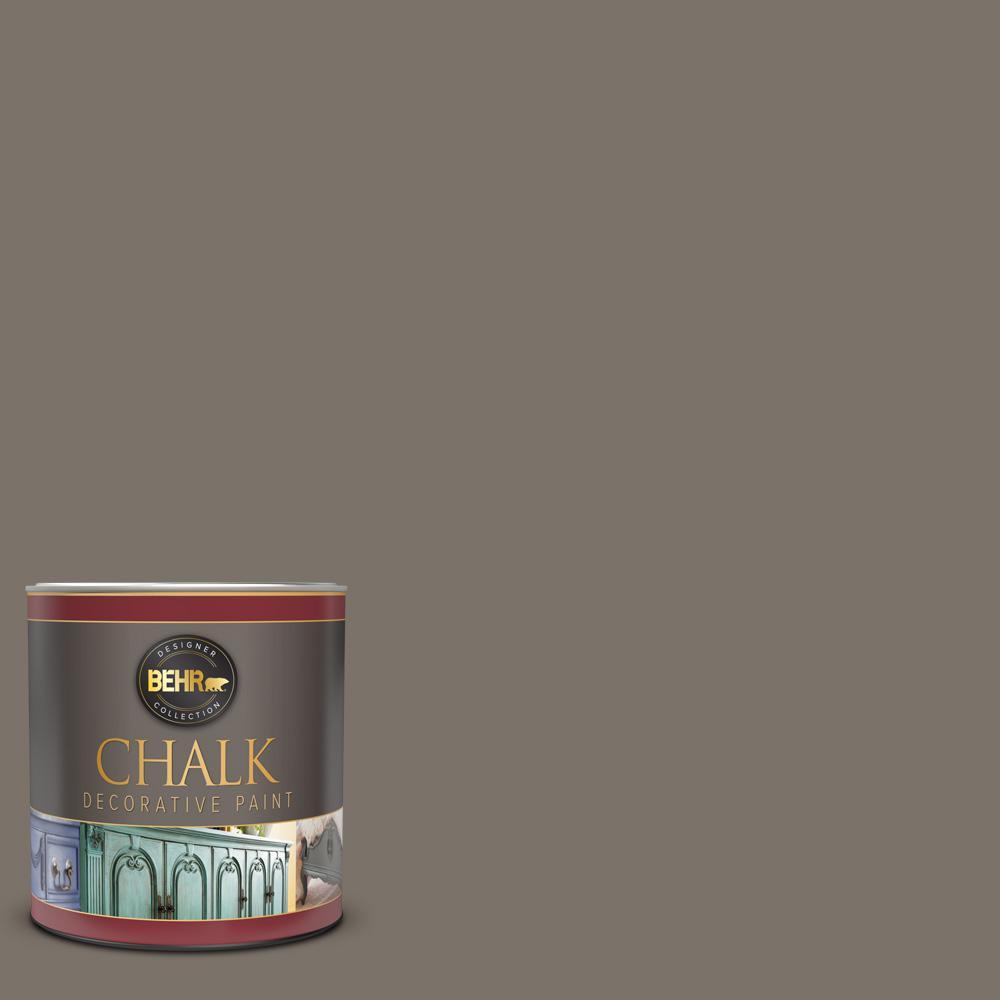 BEHR 1 qt. #BCP14 Fresh Earth Interior Chalk Decorative Paint