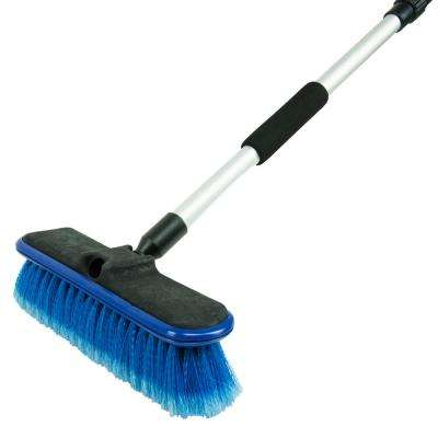 10 in. Flow-Thru Wash Brush