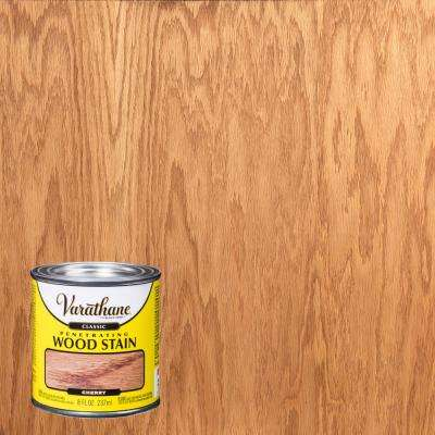 8 oz. Cherry Classic Wood Interior Stain