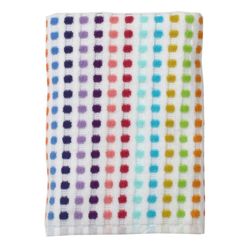 Spectrum Cotton Single Bath Sheet