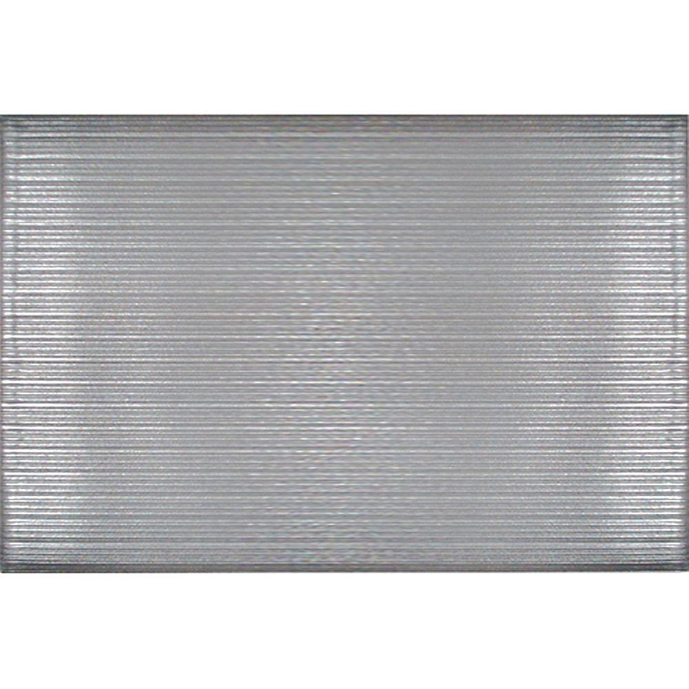 TrafficMASTER Gray 24 In. X 36 In. Vinyl Foam Commercial Door Mat 60 160 0700 20000300    The Home Depot
