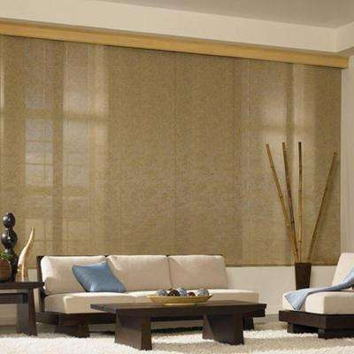 Panel Track Blinds - Blinds - The Home Depot on
