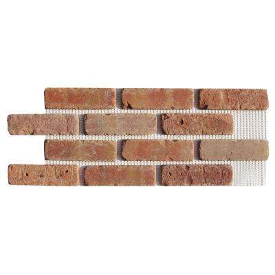 Dixie Clay Brickweb Thin Brick Flats