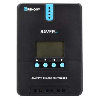 Rover PG 40 AMP MPPT Solar Charge Controller