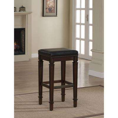 Monaco 26 in. Navajo Cushioned Bar Stool