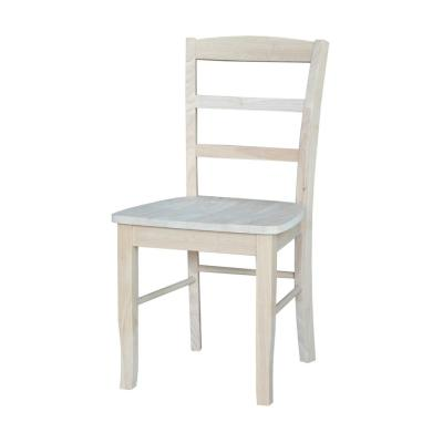 Enjoyable Ladder Back Dining Chairs Kitchen Dining Room Beutiful Home Inspiration Cosmmahrainfo