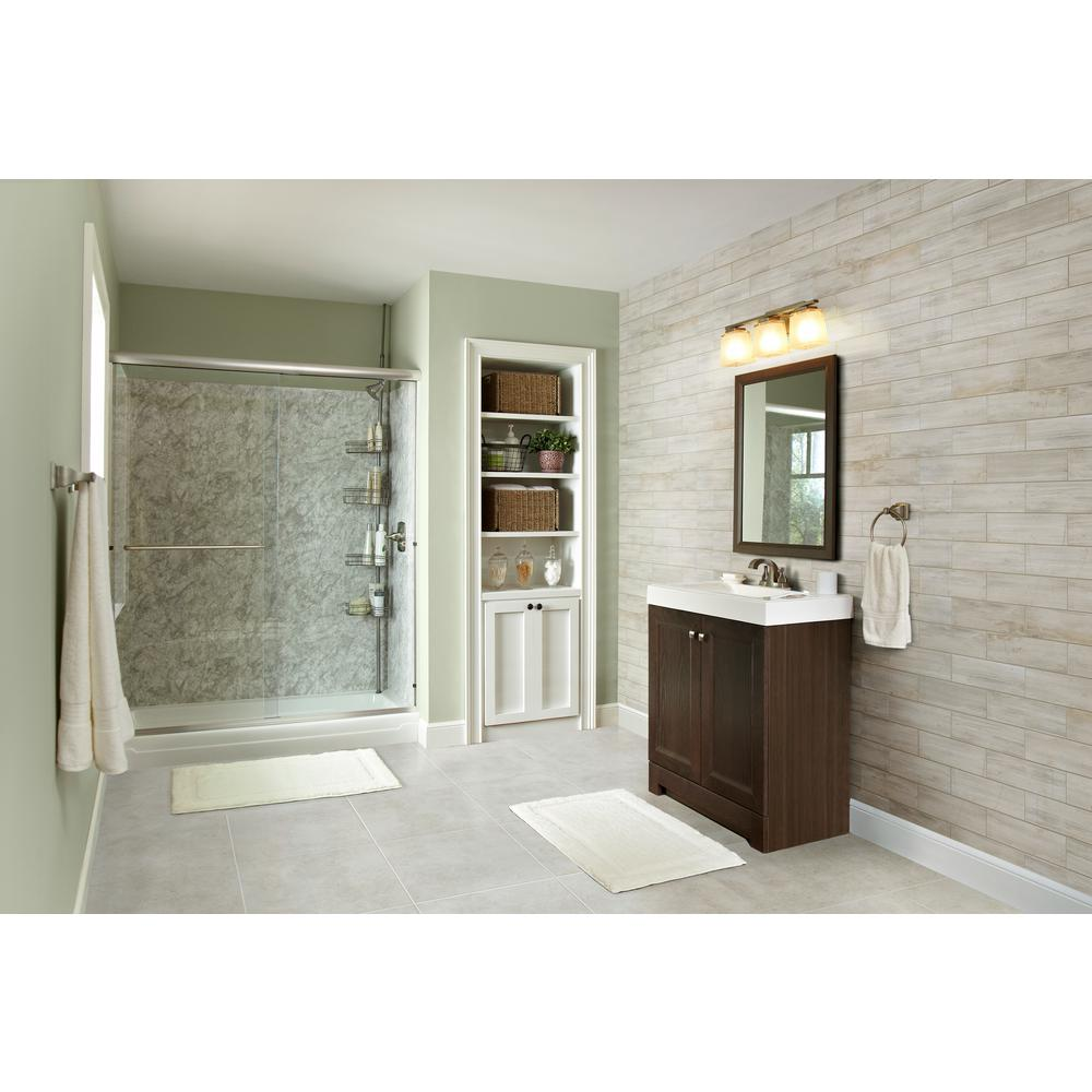 Merveilleux The Home Depot Custom Installed Tub To Shower Conversion