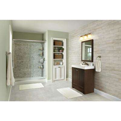 Custom Installed Tub to Shower Conversion