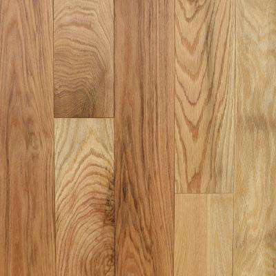 Red Oak Natural 3/4 in. Thick x 5 in. Wide x Random Length Solid Hardwood Flooring (20 sq. ft. / case)