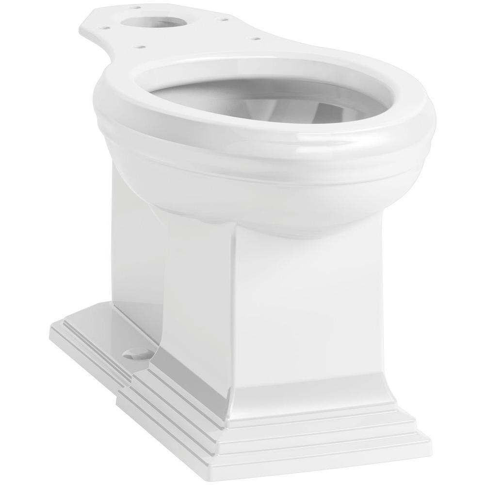KOHLER Memoirs Elongated Toilet Bowl Only in White-K-5626-0 - The ...