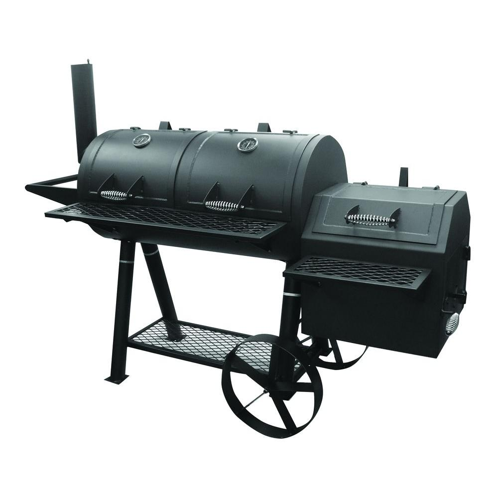 RiverGrille Rancher's Grill in Black