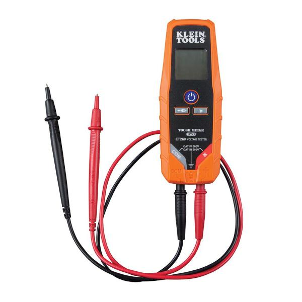 AC/DC Voltage/Continuity Tester
