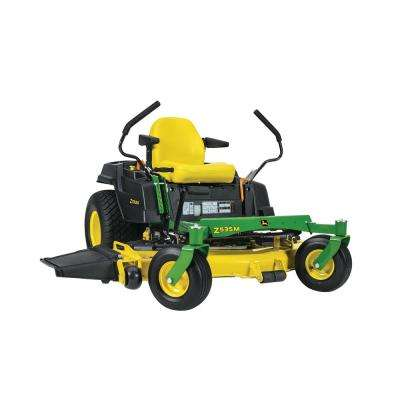 Z535M 62 in. 25 HP Dual -Hydrostatic Gas Zero-Turn Riding Mower