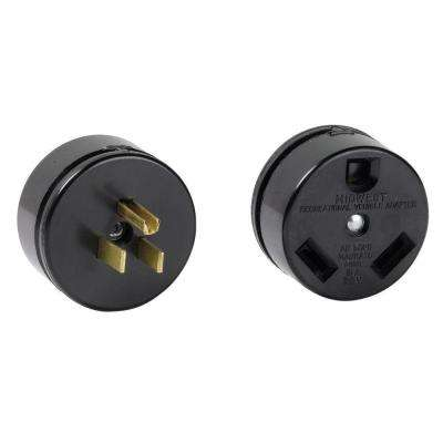 30 Amp to 20 Amp Adapter Plug