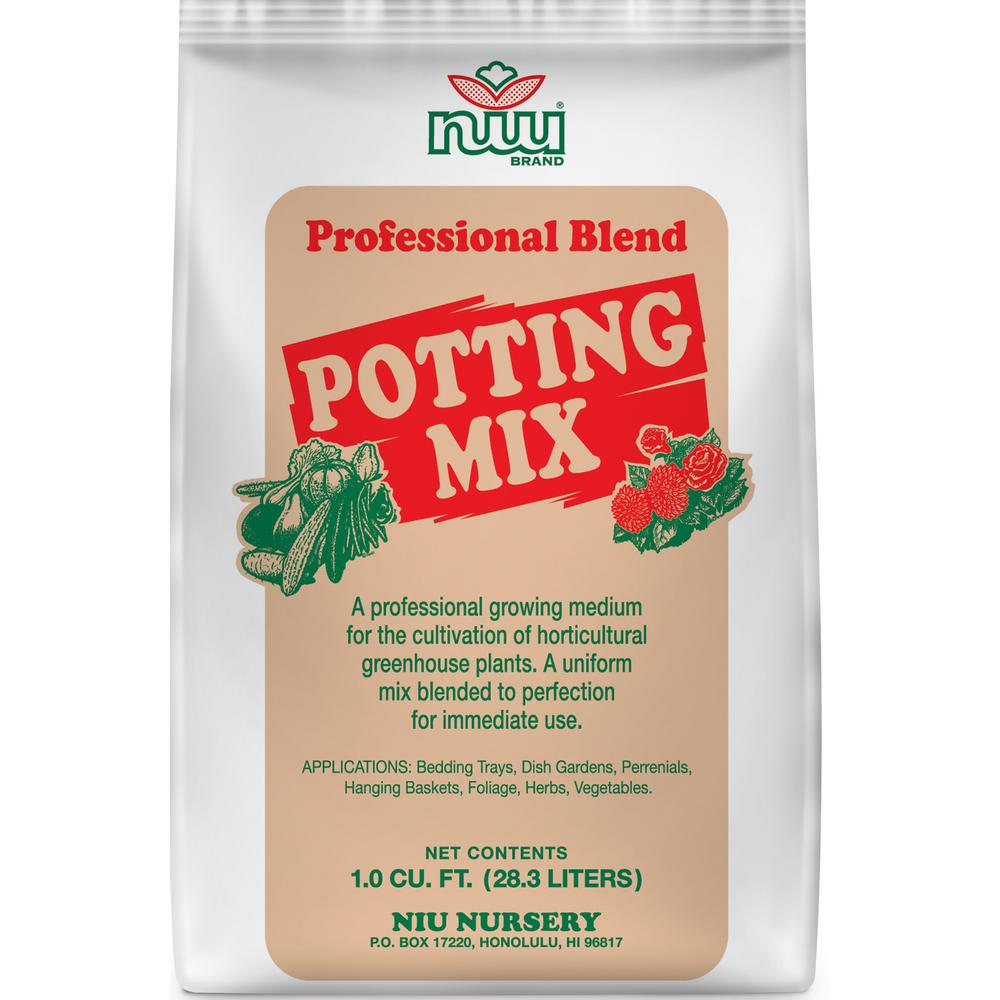 Professional Blend 1 cu. ft. Potting Soil