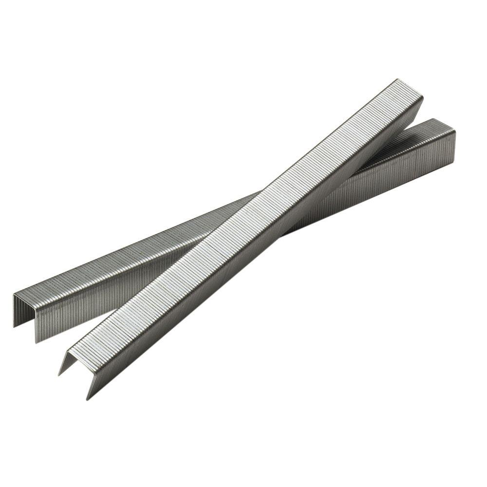 null 22 in. x 3/8 in. CRN x 5/16 in. Fine Wire Galvanized Staple (2,800 per box)
